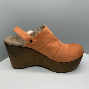 OTBT Stockton Wedges, Women's Sz 8.5
